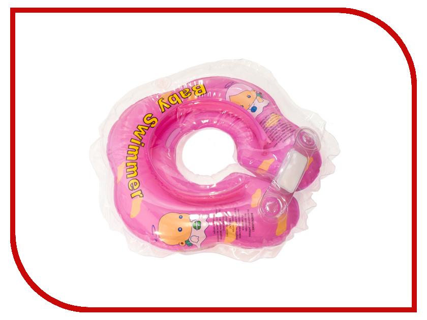 Надувной круг Baby Swimmer BS02P