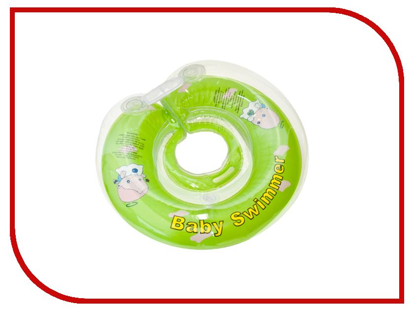 Надувной круг Baby Swimmer BS02C-B<br>