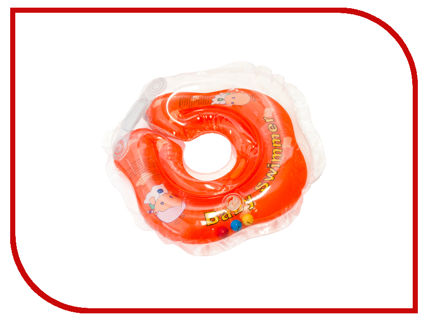 Круг для купания Baby Swimers BS02O-B