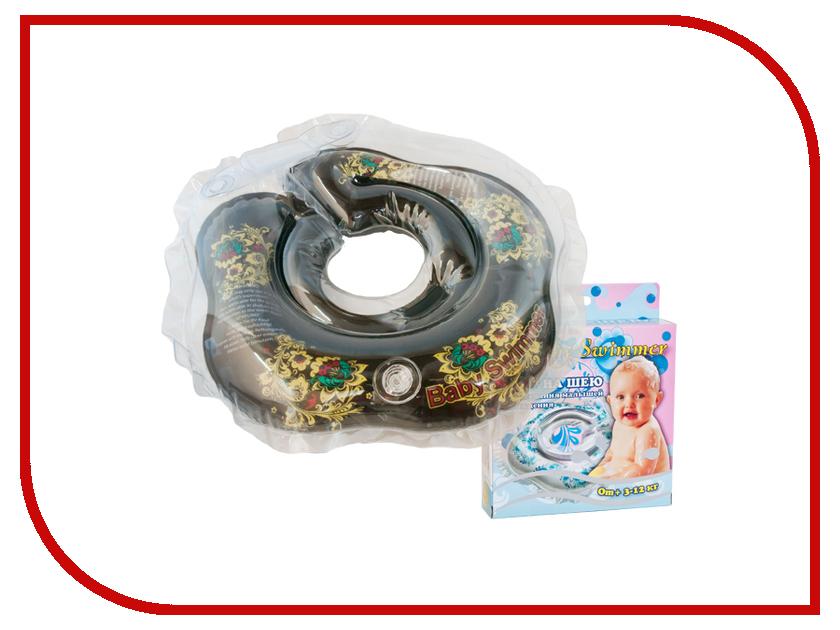 Надувной круг Baby Swimmer BS01Y