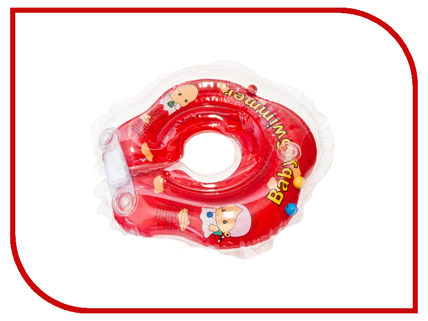 Круг для купания Baby Swimmer BS02R-B