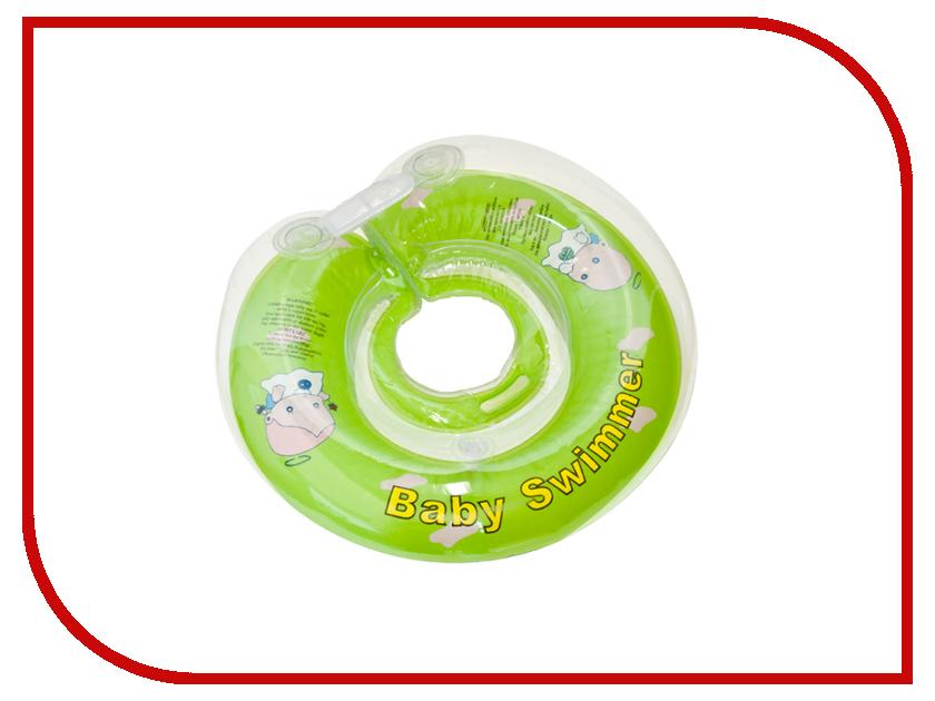 Круг для купания Baby Swimmer Веселый арбуз BS12C