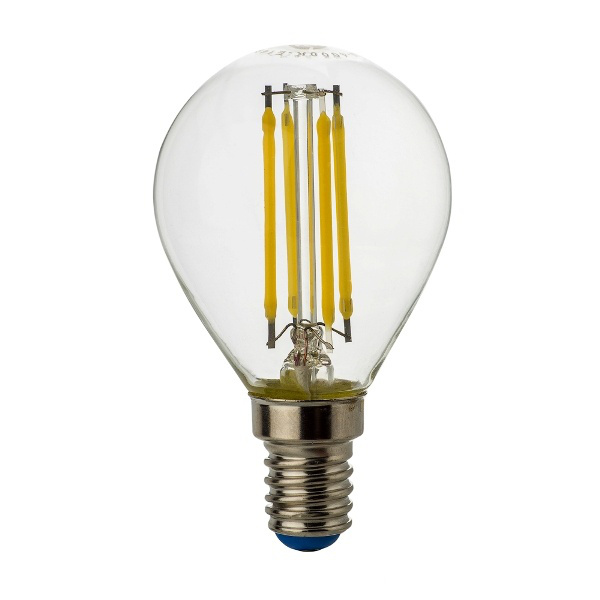 Лампочка Rev LED Premium Filament G45 E14 5W 180-240V 2700K 450Lm Warm Light 32357 0