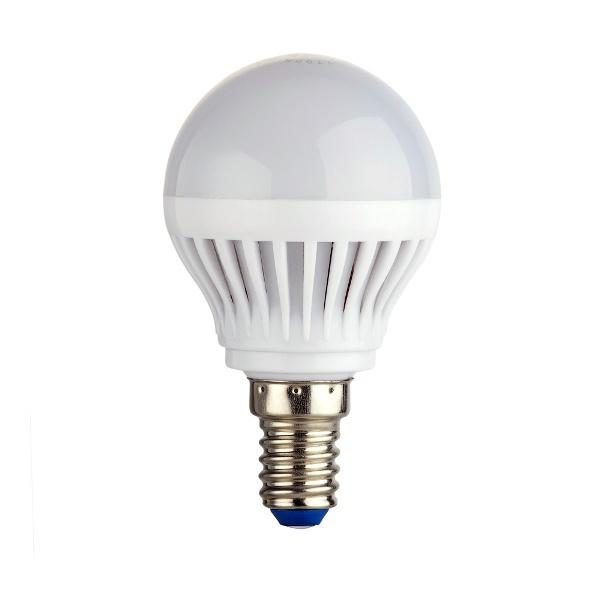 Лампочка Rev LED E14 G45 7W 220-240V 2700K 600Lm Warm Light 32340 2 candle style e14 3w 190 lumen warm white 3 led light bulb 110 250v