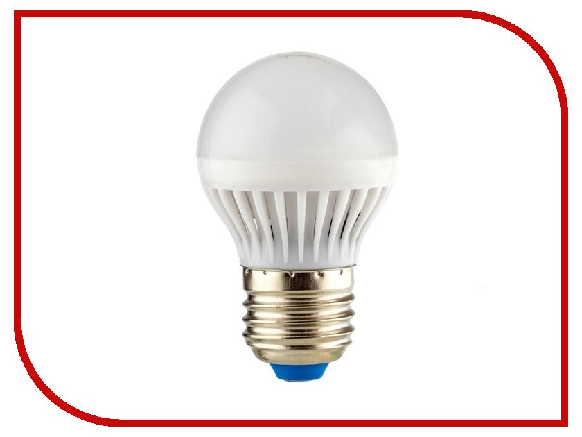 Лампочка Rev LED G45 E27 7W 2700K теплый свет 32342 6