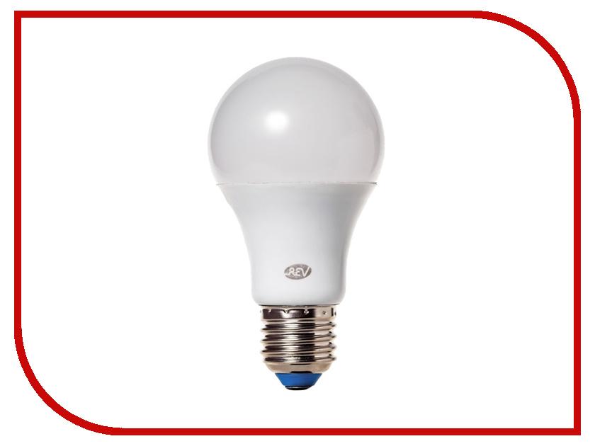 Лампочка Rev LED A60 E27 8,5W 2700K теплый свет 32379 2