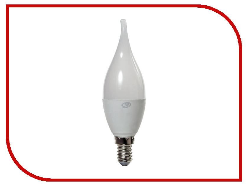 Лампочка Rev LED E14 FC37 7W 4000K холодный свет 32352 5 лампочка rev led r39 e14 3w 4000k холодный свет 32362 4