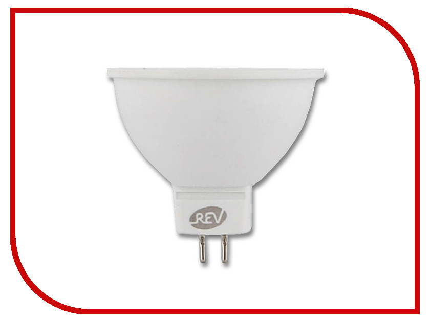 Rev - Лампочка Rev LED MR16 GU5.3 3W 3000K теплый свет 32320 4