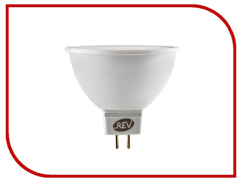 Лампочка Rev LED MR16 GU5.3 5W 4000K холодный свет 12V 32372 3 3 rev 30 women