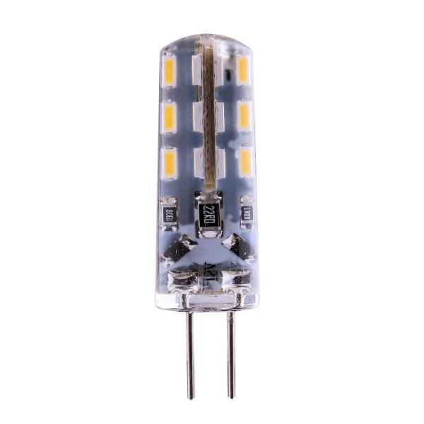 Лампочка Rev LED JC G4 1,6W 2700K 12V теплый свет 32365 5