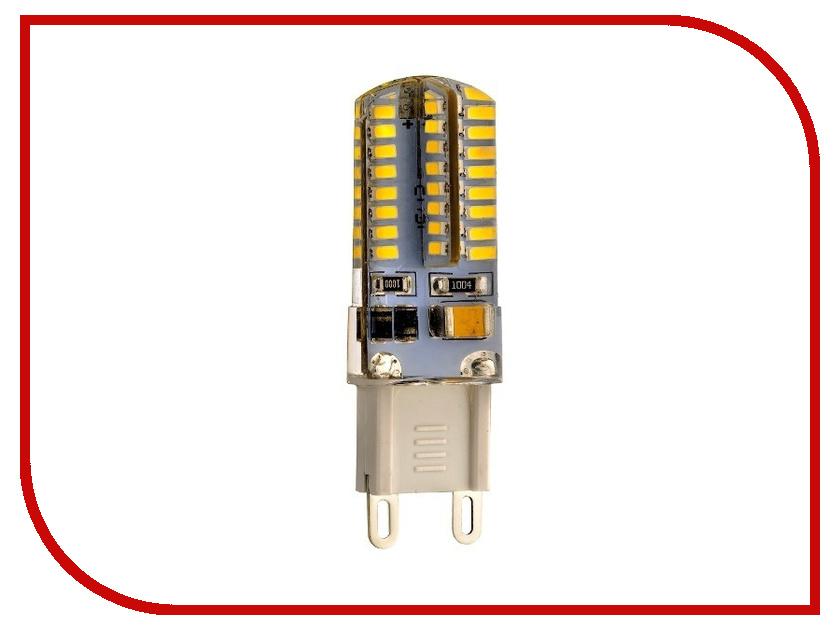 Лампочка Rev LED JCD G9 3W 4000K холодный свет 32368 6