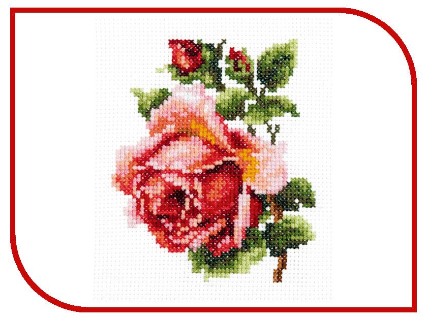 Набор для творчества Чудесная игла Розочка для вышивания 28-08<br>