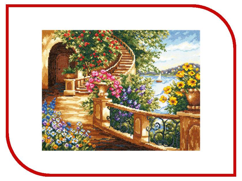 Набор для творчества Чудесная игла На лазурном берегу для вышивания 48-04<br>