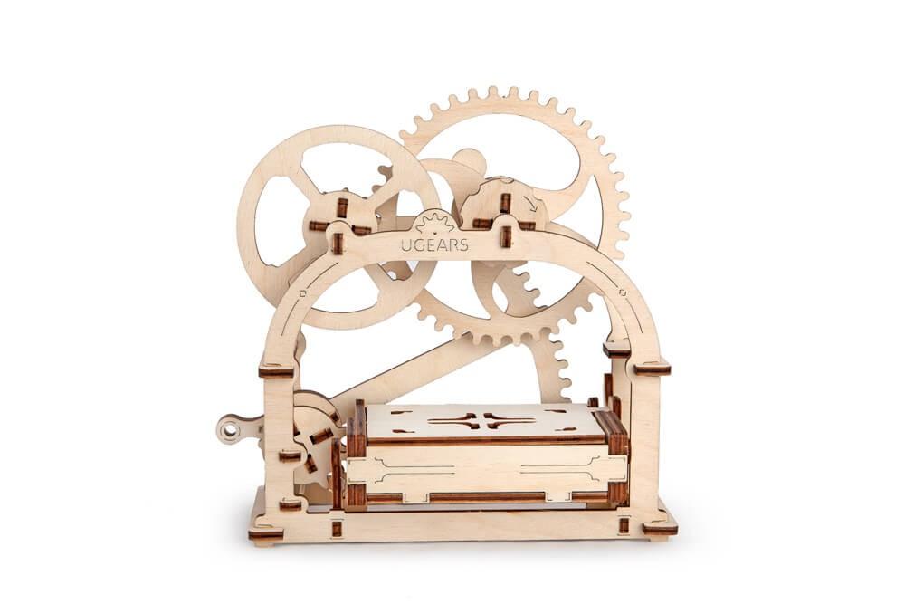 Сборная модель UGears Механическая шкатулка