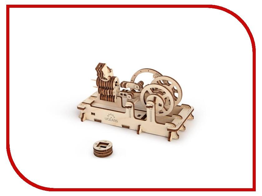 3D-пазл UGears Двигатель