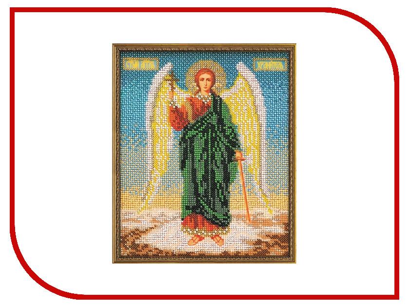 Набор для творчества Кроше Ангел хранитель для вышивания бисером В160<br>