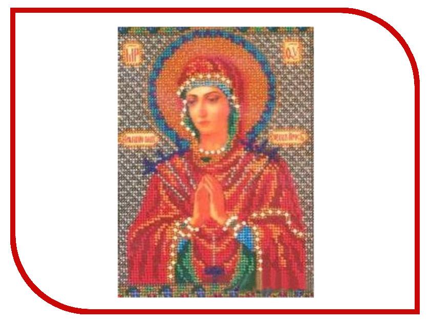 Набор для творчества Кроше Умягчение злых сердец для вышивания бисером В154