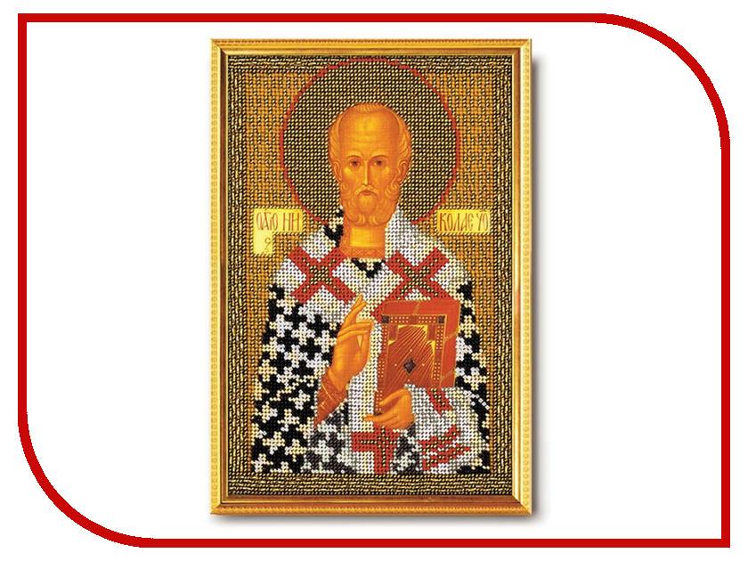 Набор для творчества Кроше Николай Чудотворец для вышивания бисером В151
