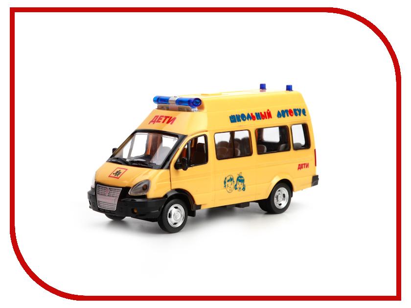 Игрушка Технопарк Школьный автобус X600-H09007-R