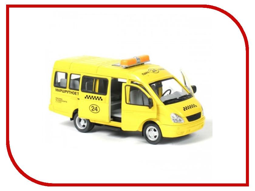 Машина Технопарк Газель A071-H11023-J006 машины технопарк машина газель такси