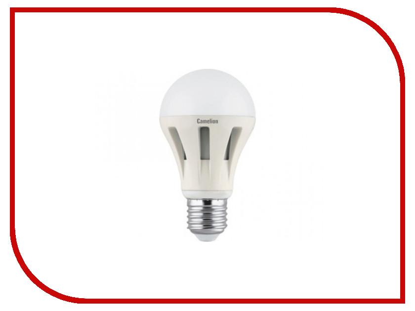Лампочка Camelion A60 12W 220V E27 4500K 1095 Lm LED12-A60/845/E27 лампочка dialog led a60 e27 12w 3000k