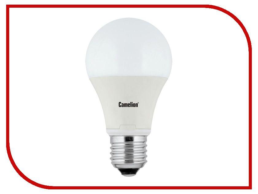 Лампочка Camelion A60 7W 220V E27 3000K 490 Lm LED7-A60/830/E27 лампочка rev led a60 e27 7w 2700k premium filament теплый свет 32353 2