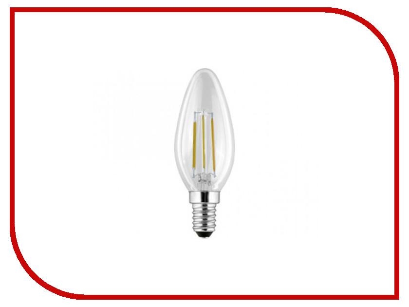 Лампочка Camelion LED4-C35-FL/830/E14 цена и фото