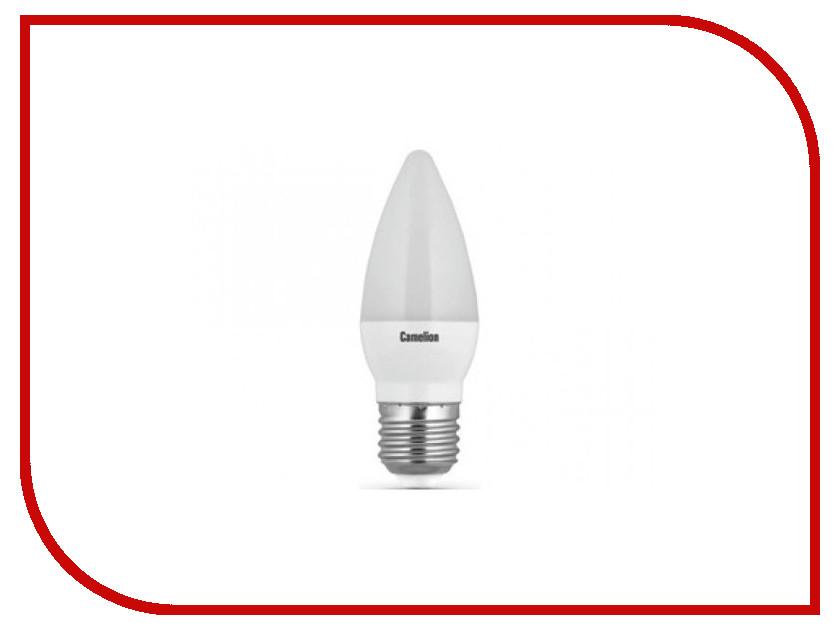 Лампочка Camelion C35 4.5W 220V E27 3000K 380 Lm LED4.5-C35/830/E27<br>