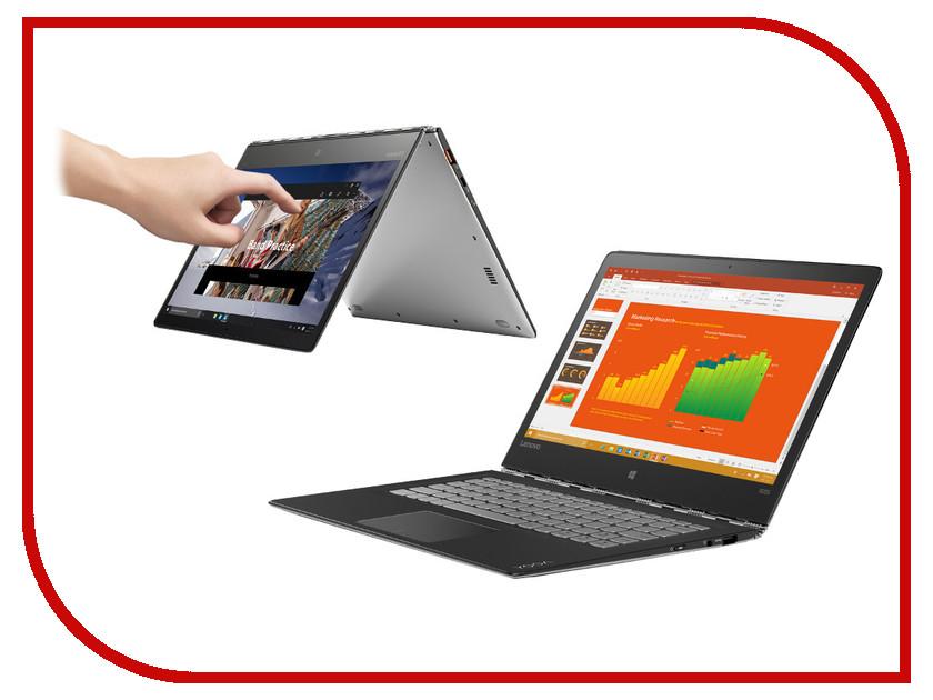 Ноутбук Lenovo Yoga 900s-12ISK Silver-Black 80ML005CRK Intel Core M7-6Y75 1.2 GHz/8192Mb/512Gb SSD/No ODD/Intel HD Graphics/Wi-Fi/Bluetooth/Cam/12.5/2560x1440/Windows 10 64-bit<br>