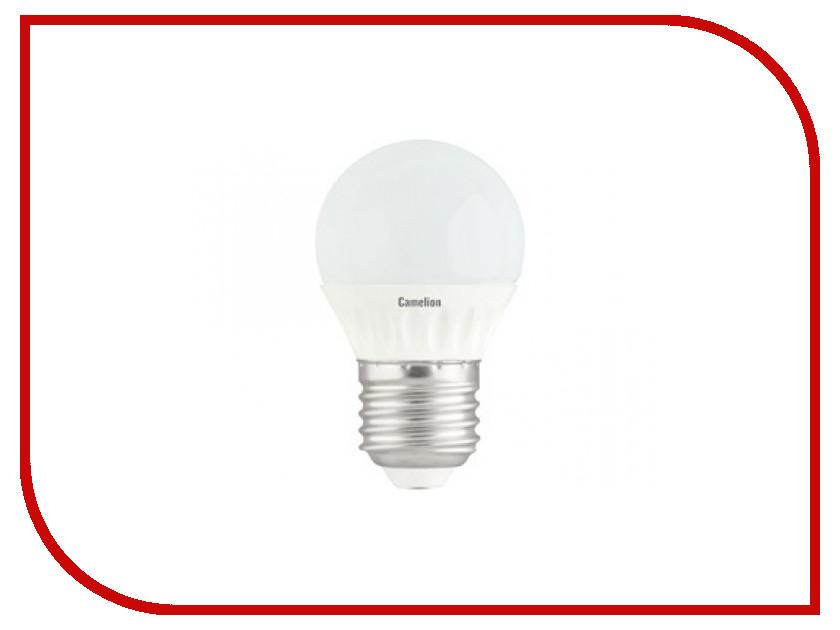 Лампочка Camelion G45 3W 220V E27 4500K 260 Lm LED3-G45/845/E27<br>