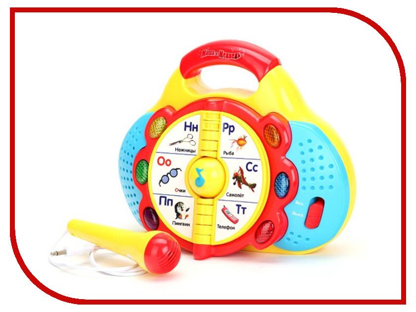 Игрушка УМКА Азбука-караоке A539-H05054RU<br>