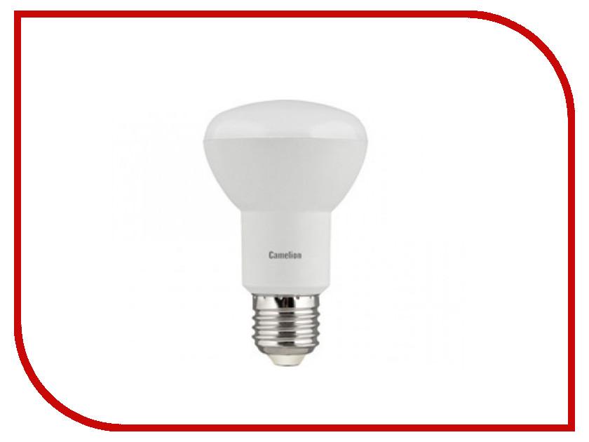 Лампочка Camelion R63 8.5W 220V E27 3000K 560 Lm LED8.5-R63/830/E27<br>