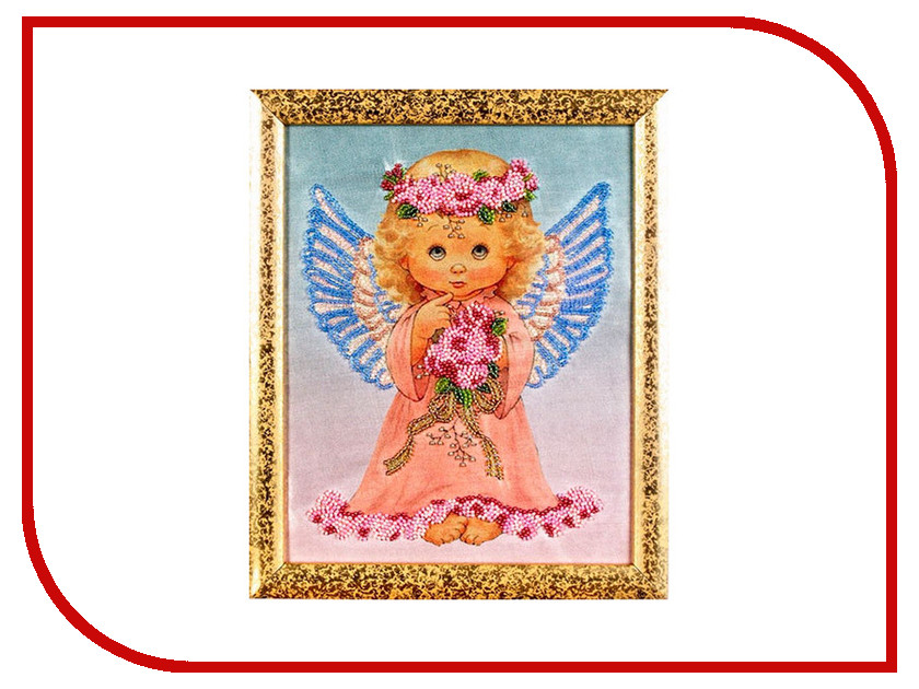 Набор для творчества Alisena Ангелок с розами ВН1003<br>
