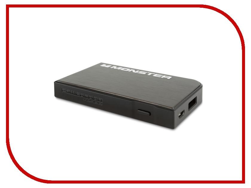 Аккумулятор Monster PowerCard Turbo 3350 mAh Slate Black 133337-00<br>