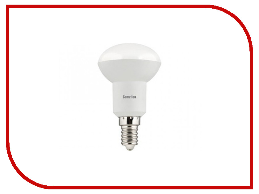 Лампочка Camelion LED6-R50/830/E14<br>
