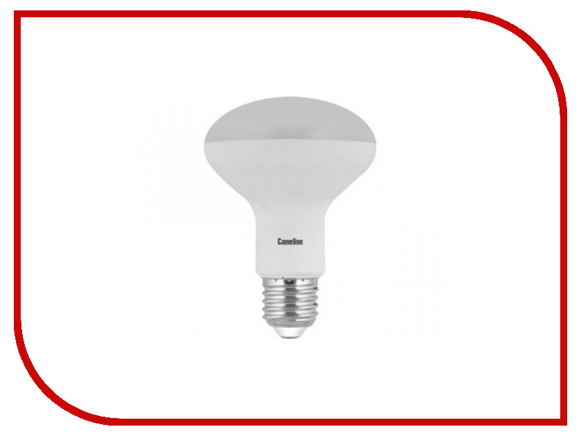 Лампочка Camelion LED10-R80/845/E27<br>
