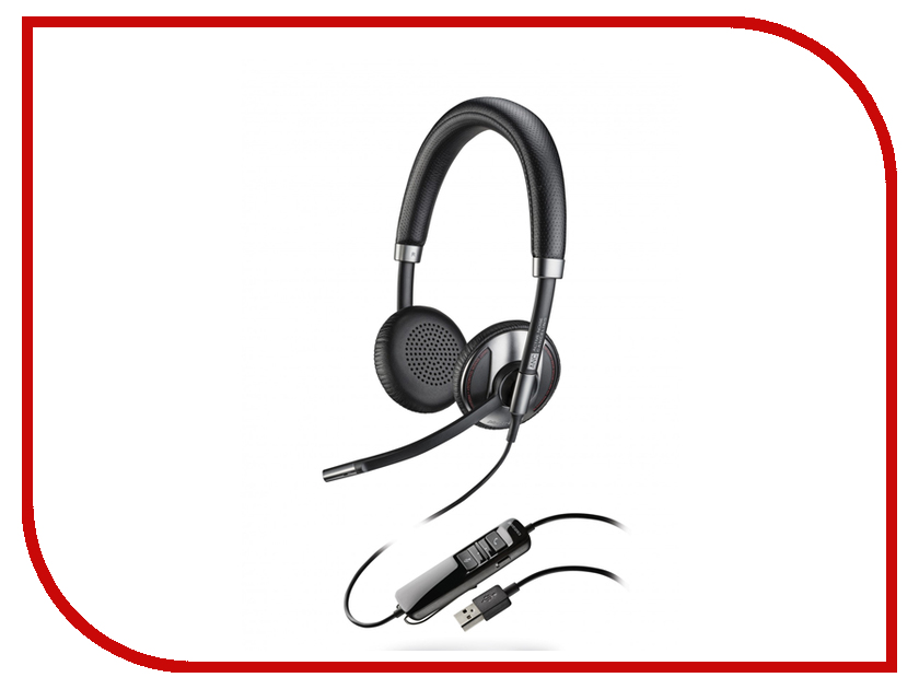 цены Plantronics Blackwire C725-M
