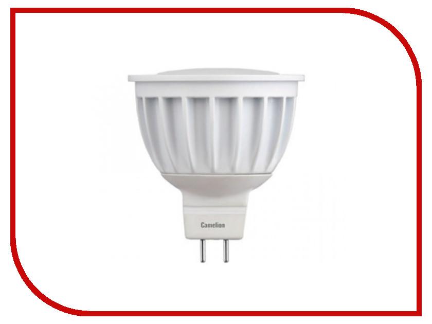 Лампочка Camelion LED8-JCDR/830/GU5.3<br>