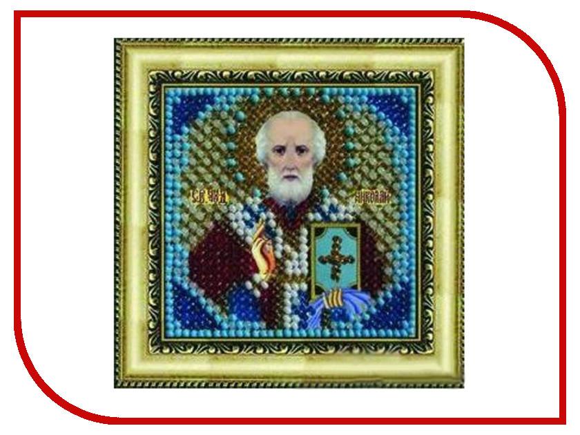 Набор для творчества Вышивальная мозаика Святой Николай Чудотворец 010ПМИ
