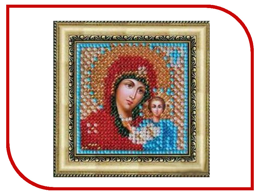 Набор для творчества Вышивальная мозаика Божия матерь Казанская 011ПМИ<br>