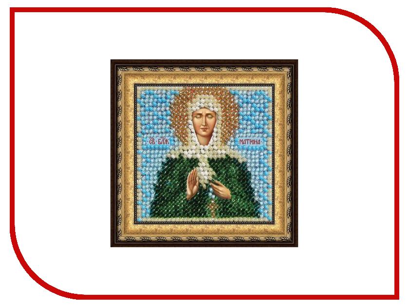 Набор для творчества Вышивальная мозаика Святая Блаженная Матрона Московская 020ПМИ<br>