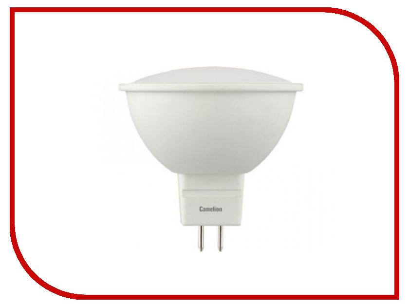 Лампочка Camelion LED7-JCDR-D/830/GU5.3<br>