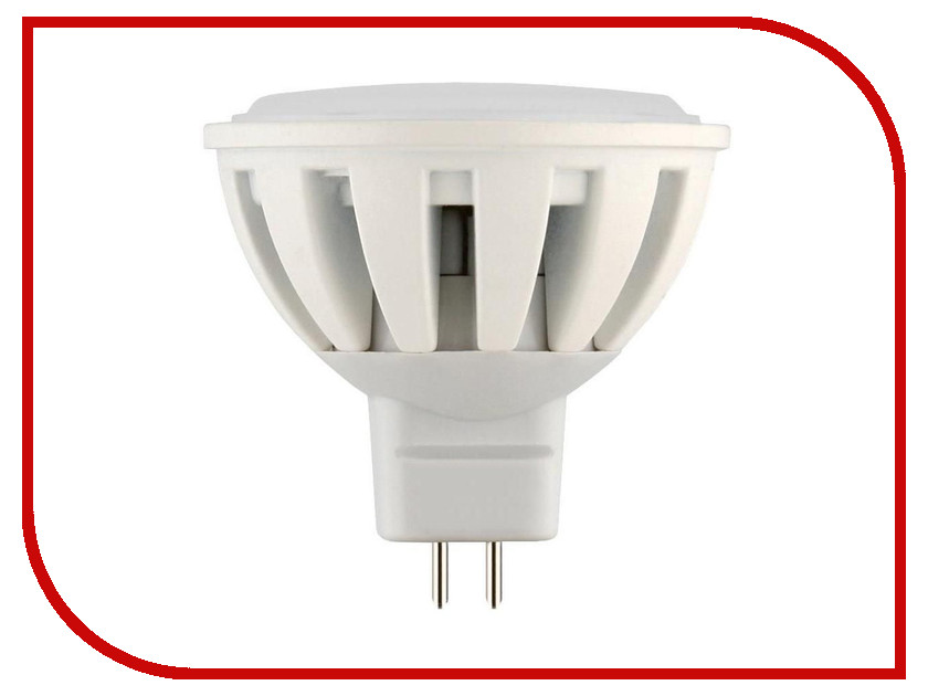 Лампочка Camelion LED6-JCDR/830/GU5.3<br>