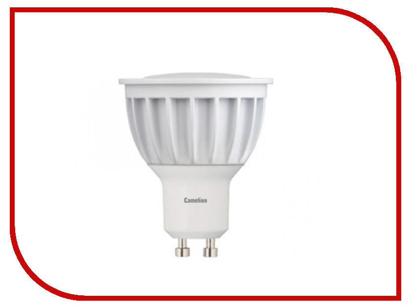 Лампочка Camelion GU10 8W 220V GU10 4500K 600 Lm LED8-GU10/845/GU10<br>