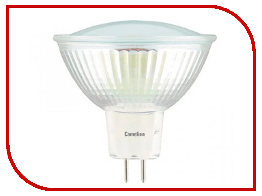 Лампочка Camelion MR16 3W 12V GU5.3 4500K 235 Lm LED3-MR16/845/GU5.3 led светильник philips led 4w mr16 12v led master gu5 3 24d