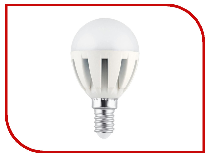 Лампочка Camelion LED5.5-G45/845/E14<br>