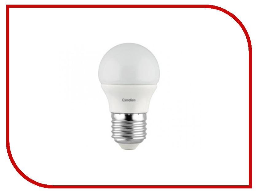 Лампочка Camelion G45 4.5W 220V E27 4500K 415 Lm LED4.5-G45/845/E27 ag13 camelion