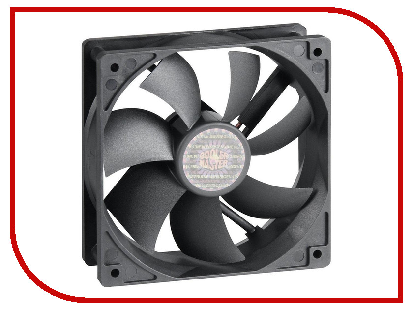 Вентилятор Cooler Master Silent Fan 120 SI1 R4-S2S-12AK-GP finch primal place