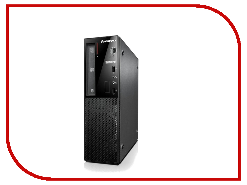 ������ Lenovo ThinkCentre Edge 73 10AUS02100 Black (Intel Core i5-4590 3.7 GHz/4096Mb/1000Gb + 8Gb SSD/DVD-RW/Intel HD Graphics 4400/DOS)<br>