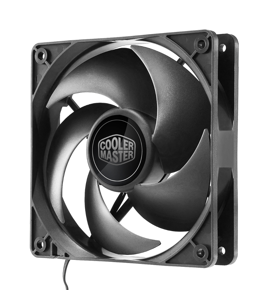 цена на Вентилятор Cooler Master Silencio FP 120 PWM R4-SFNL-14PK-R1